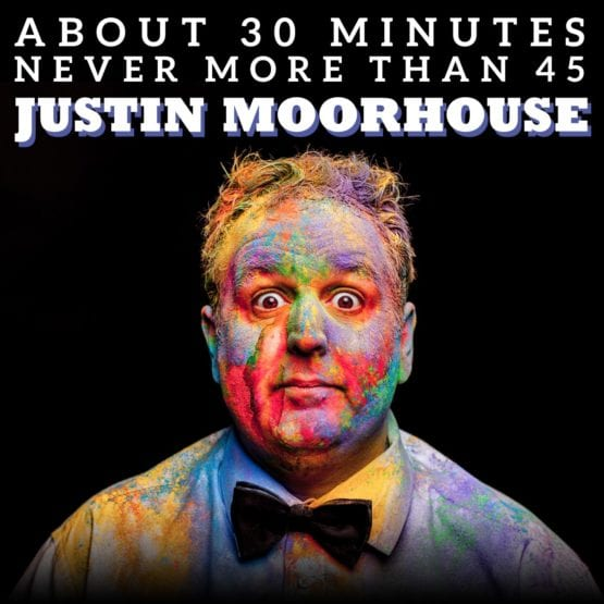 Justin Moorhouse Podcast