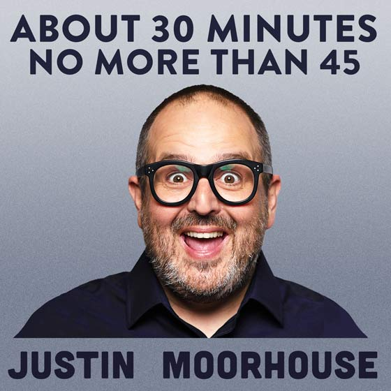 justin moorhouse podcast banner